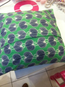 My cushion