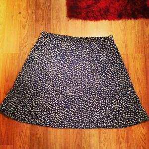 My skirt!