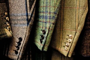 tweed sleeves